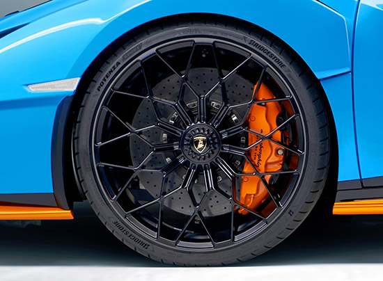 Bridgestone,Bridgestone Lamborghini Huracan STO,Huracan STO,Lamborghini Huracan STO,ยาง Potenza,ยาง Potenza Huracan STO,Lamborghini