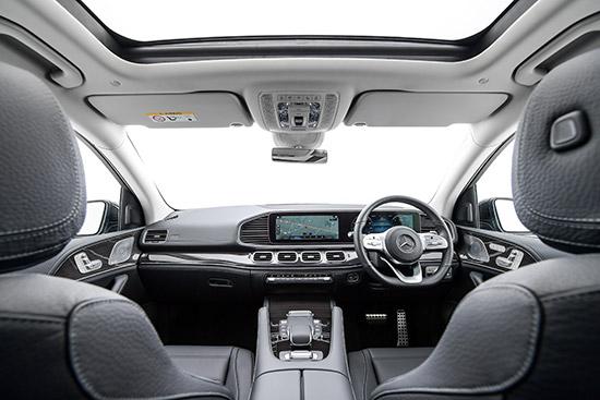 Mercedes-Benz GLS 350 d 4MATIC AMG Premium รุ่นประกอบในประเทศ,Mercedes-Benz GLS 350 d รุ่นประกอบในประเทศ,GLS 350 d รุ่นประกอบในประเทศ,GLS 350d,Mercedes-Benz GLS 350 d