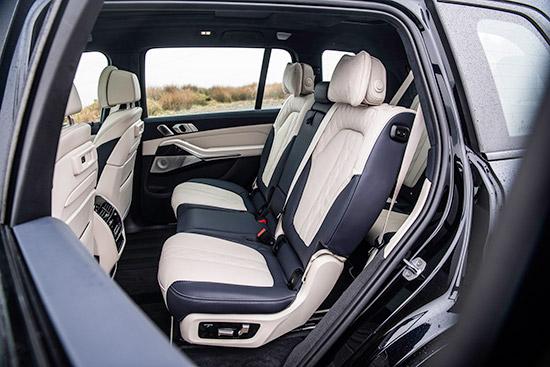 มิลเลนเนียม ออโต้,ทดลองขับ BMW X7,BMW X7 รุ่นประกอบในประเทศ