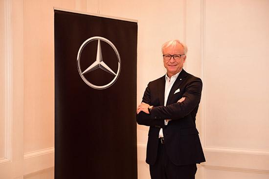 เมอร์เซเดส-เบนซ์,ยอดขายเมอร์เซเดส-เบนซ์,ยอดขาย Mercedes-Benz,ผลประกอบการปี 63,Mercedes-Benz Thailand,Mercedes-Benz The new E-Class