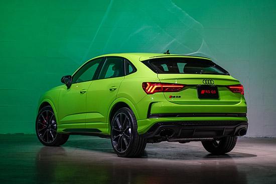 Audi RS Q3 Sportback quattro,Audi RS Q3 Sportback,Audi RS Q3,Q3 Sportback,Audi Q3 Sportback,Audi Q3 SUV,RS Q3 Sportback,ราคา Audi รุ่นใหม่,Audi รุ่นใหม่,ราคา Audi Q3 Sportback,ราคา Audi RS Q3 Sportback