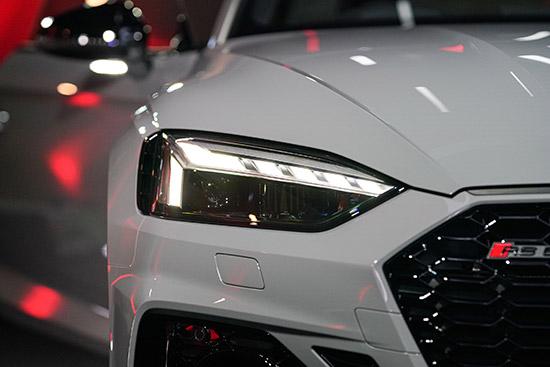 RS 5 Coupe quattro,RS 5 Coupe,Audi RS 5 Coupe,Audi RS 5 Coupe quattro,RS 5 Coupe quattro 450 แรงม้า,RS 5 Coupe quattro รีวิว,รีวิว RS 5 Coupe quattro,Audi RS 5