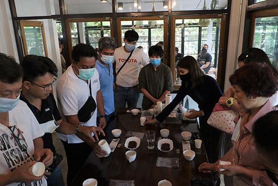 โตโยต้า ฟอร์จูนเนอร์,วิธีการทำกาแฟ,โคโรลล่า ครอส,toyotalifestyletestdrive