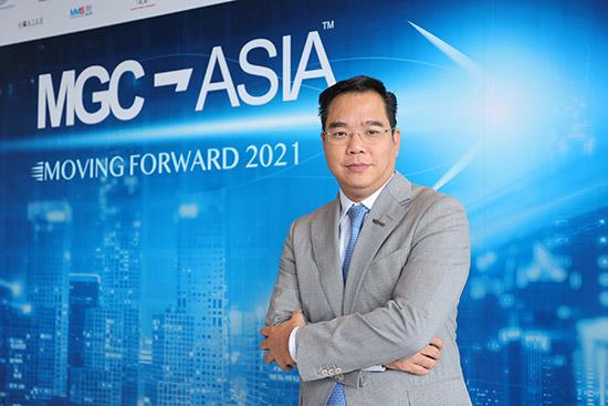 MGC-ASIA,MGC-ASIA Moving Forward 2021,มาสเตอร์ กรุ๊ป,ดร.สัณหวุฒิ ธรรมชวนวิริยะ,กลุ่มธุรกิจ มาสเตอร์ กรุ๊ป