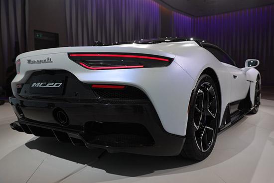 Maserati MC20,Maserati,MC20,ซูเปอร์คาร์,2021 Maserati MC20,Maserati MC20 thailand,ราคา Maserati MC20,Maserati MC20 ใหม่,รีวิว Maserati MC20,MC20 ใหม่,มาเซราติ ประเทศไทย,Most beautiful supercar of the year 2021,GQ Car Awards 2021