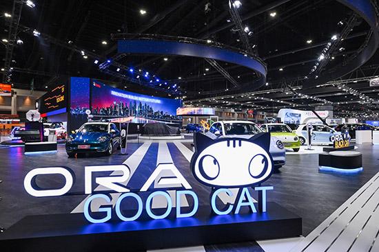 เกรท วอลล์ มอเตอร์,ORA Good Cat,HAVAL H6,เกรท วอลล์,GWM,มอเตอร์โชว์ ครั้งที่ 42