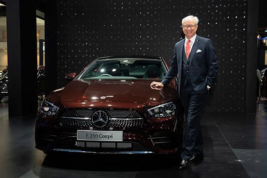 เมอร์เซเดส-เบนซ์,ยอดขายเมอร์เซเดส-เบนซ์,ยอดรถยนต์จดทะเบียน,ยอดรถยนต์เมอร์เซเดส-เบนซ์จดทะเบียน,ยอดขาย Mercedes-Benz