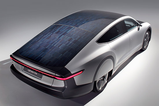 บริดจสโตน,ไลท์เยียร์,Lightyear,ยาง Turanza Eco,Lightyear One,เทคโนโลยี ENLITEN,รถยนต์พลังงานไฟฟ้าแสงอาทิตย์