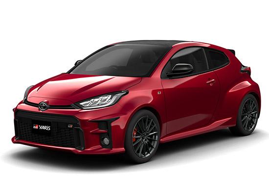 Toyota GR Yaris,ส่งมอบ GR YARIS,โตโยต้า บอดี้ เซอร์วิส,GR Yaris,ส่งมอบ GR Yaris ล็อตแรก