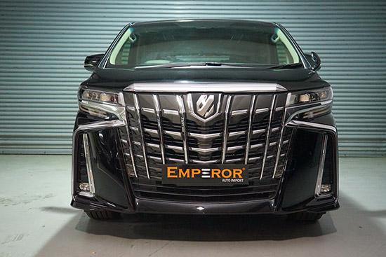 All New Alphard 2.5 SC,All New Toyota Alphard 2.5 SC,All New Toyota Alphard,Toyota Alphard 2021,Alphard 2021,Alphard 2.5 SC 2021,Emperor Import Cars,โชว์รูมรถนำเข้า,รถนำเข้า,รถยนต์นำเข้า,Emperor,Emperor auto,New Alphard,New Alphard 2021