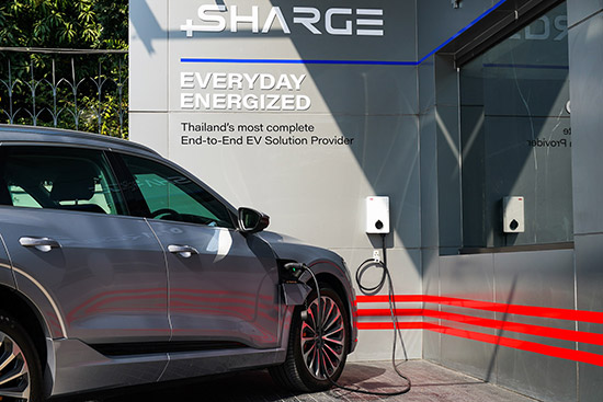 SHARGE,EV Charging,สถานีชาร์จ,EV Charging Station,สถานีชาร์จ SHARGE,ธุรกิจชาร์จรถ EV,สถานีชาร์จรถยนต์ไฟฟ้า
