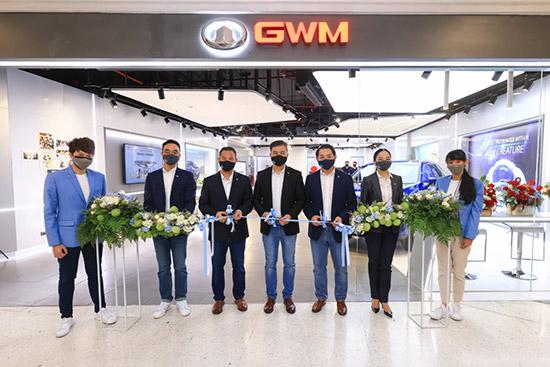 เกรท วอลล์ มอเตอร์,GWM Store,GWM Store แห่งแรก,GWM Store เซ็นทรัลบางนา