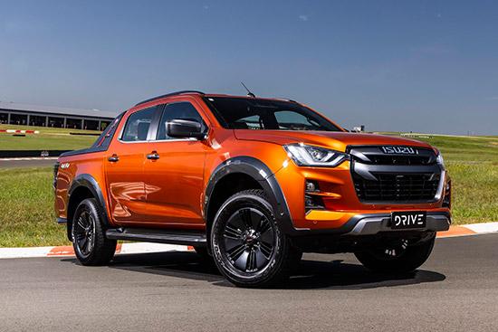 อีซูซุดีแมคซ์,รางวัลรถยนต์แห่งปี 2021,drive.com.au