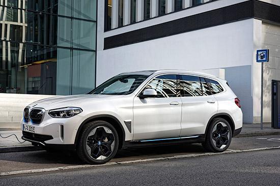BMW iX3 M Sport ใหม่,BMW iX3 M Sport,2021 BMW iX3 M Sport,BMW iX3,iX3 M Sport,iX3 ใหม่,ราคา iX3 M Sport,ราคา BMW iX3 M Sport,BMW ev,รถยนต์ไฟฟ้า BMW,บีเอ็มดับเบิลยู iX3 M Sport