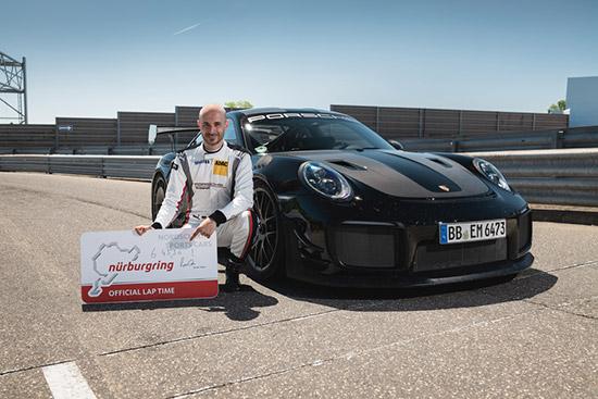 Porsche 911 GT2 RS,สนาม Nürburgring Nordschleife,Nürburgring Nordschleife,Porsche 911,เวลาสนาม Nürburgring Nordschleife