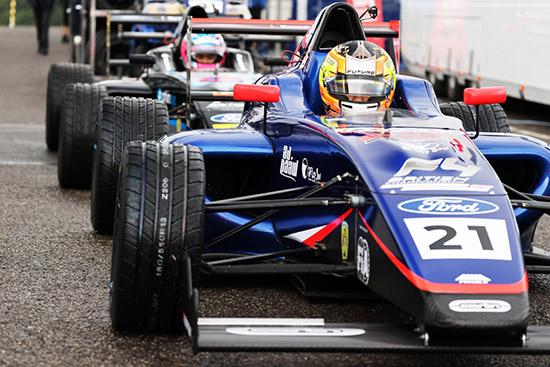 ทัศนพล อินทรภูวศักดิ์,British F4 Championship 2021,British F4 Championship,เติ้น ทัศนพล อินทรภูวศักดิ์,สนามฮังกาโรริงก์