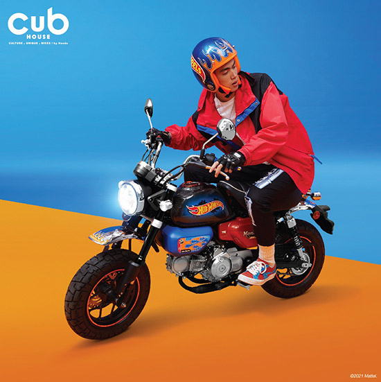 Monkey x Hot Wheels Limited Edition,Monkey,Hot Wheels,CUB House,Hot Wheels Monkey,Monkey Hot Wheels,Monkey ลาย Hot Wheels,ราคา Monkey Hot Wheels,ราคา Monkey x Hot Wheels Limited Edition