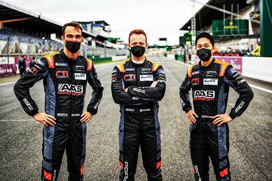 วุฒิกร อินทรภูวศักดิ์,24 Hours of Le Mans 2021,Le Mans 2021,เอเอเอส มอเตอร์สปอร์ต,เอเอเอส ออโต้เซอร์วิส,Porsche 911 RSR,Porsche 911 RSR 24 Hours of Le Mans 2021