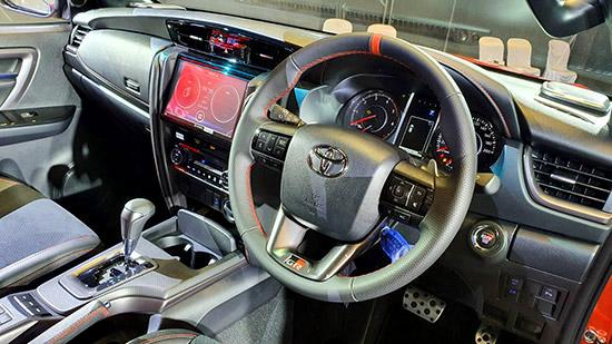 ฟอร์จูนเนอร์ GR Sport,Fortuner GR Sport,Toyota Fortuner GR Sport,Toyota Fortuner,Toyota Fortuner ชุดแต่ง Modellista,ชุดแต่ง Modellista,ราคา ฟอร์จูนเนอร์ GR Sport,ราคา Fortuner GR Sport,Fortuner 2021,Toyota Fortuner 2021,รีวิว Toyota Fortuner,รีวิว Fortuner GR Sport