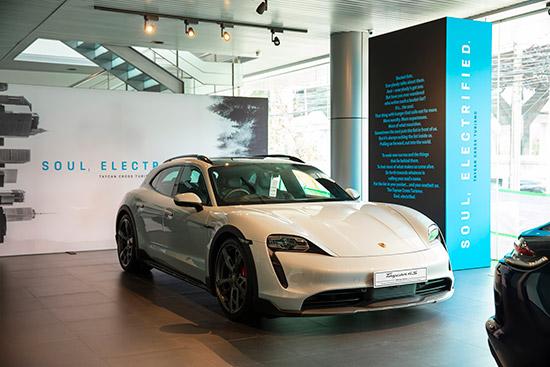 ปอร์เช่ ประเทศไทย,AAS,ยอดส่งมอบรถยนต์ใหม่,ยอดส่งมอบรถยนต์ปอร์เช่,ยอดขาย Porsche Taycan,ยอดขาย Porsche,Porsche