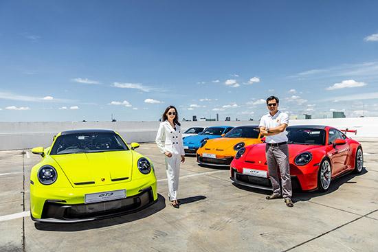 เอเอเอส ออโต้ เซอร์วิส,The new Porsche 911 GT3,Porsche 911 GT3,911 GT3,ยอดจอง 911 GT3,911 GT3 booking,Porsche Studio Bangkok,Porsche City Showroom,AAS Auto Service,Porsche Thailand