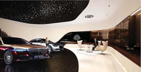 เบนซ์ไพรม์มัส,Mercedes-Maybach,Benz Primus,Mercedes-Maybach GLS,เปิดตัว Mercedes-Maybach GLS,ไพรม์มัส ออโต้เฮาส์,ผู้จำหน่ายรถยนต์ Mercedes-Maybach,ณัฏฐวุฒิ ตั้งคารวคุณ,จิระพล รุจิวิพัฒน์