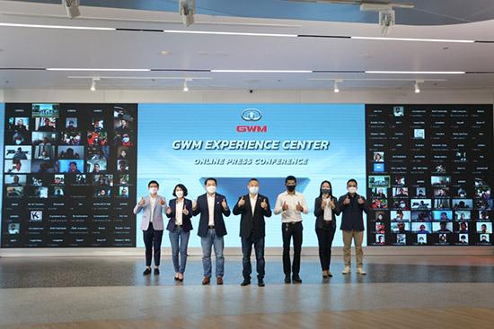 GWM Experience Center,เกรท วอลล์ มอเตอร์,GWM Experience Center ไอคอนสยาม,GWM Experience Center icon siam,GWM Experience Center Thailand