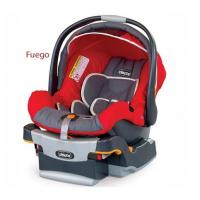 Chicco Key Fit Child Car Seat - Fuego