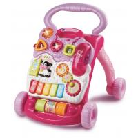 Vtech รถหัดเดิน Sit-to-Stand Learning Walker Pink