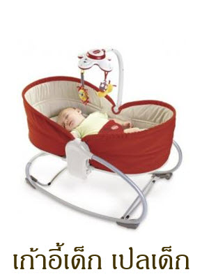 High chair & swing