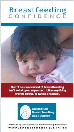 Breastfeeding with Confidence