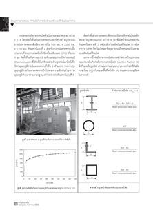 """ข้อมูลการทดสอบ """"สีทนไฟ"""" สำหรับโครงสร้างเหล็กในประเทศไทย หน้าที่ 3"""