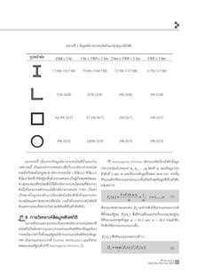 """ข้อมูลการทดสอบ """"สีทนไฟ"""" สำหรับโครงสร้างเหล็กในประเทศไทย หน้าที่ 6"""