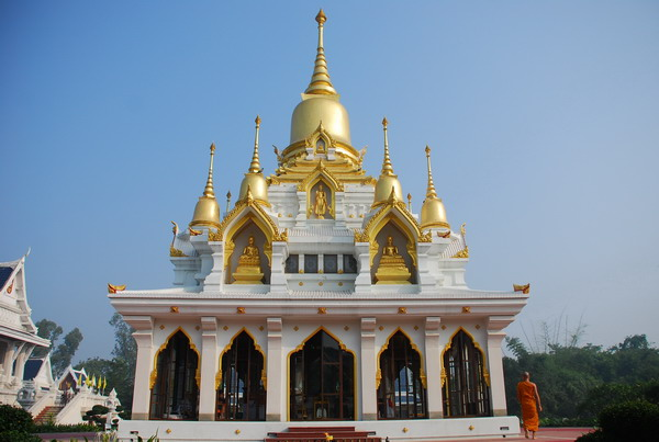 วัดไทยกุสินาราเฉลิมราชย์