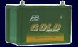 FB GOLD  Series สะดวกใช้ไม่ต้องเติมน้ำกลั่นบ่อย มาตรฐาน ISO/TS16949,ISO 14001,ISO 9011.