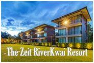 The Zeit RiverKwai Resort : เดอะ ไซท์ ริเวอร์แคว รีสอร์ท