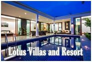 Lotus Villas and Resort HuaHin : โลตัสวิลล่า แอนด์ รีสอร์ท หัวหิน