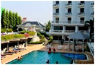 Caesar Palace Hotel Pattaya : โรงแรม ซีซาร์ พาเลซ พัทยา