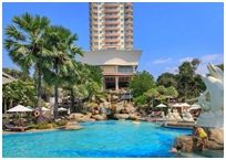 Long Beach Garden Hotel and Spa Pattaya : โรงแรมลองบีช การ์เด้น แอนด์ สปา พัทยา