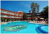 Pattaya Garden Hotel : โรงแรมพัทยาการ์เด้น