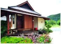 BaanPunSook Resort ChaolaoBeach : บ้านปันสุขรีสอร์ท เจ้าหลาว