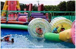 Splashdown Water Park Pattaya : สวนน้ำ สแปลชดาวน์ วอเตอร์พาร์ค พัทยา