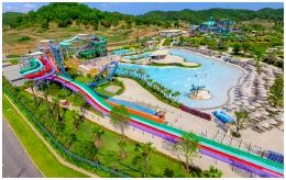 Ramayana Water Park Pattaya : สวนน้ำ รามายณะ พัทยา