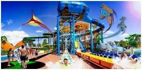 Cartoon Network Amazone Pattaya : สวนน้ำ การ์ตูน เน็ตเวิร์ค พัทยา