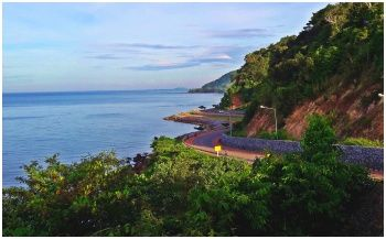 ถนนเฉลิมบูรพาชลทิต : Scenic Route