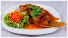 Taraburee Restaurant : ร้านอาหารธาราบุรี กาญจนบุรี