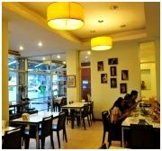 ThaiSeree Restaurant : ร้านอาหารไทยเสรี กาญจนบุรี