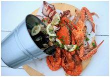 Laciana by The Sea Restaurant : ร้านอาหาร ลาเซียน่า บาย เดอะซี หัวหิน