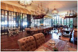 The Glass House Restaurant : เดอะ กลาสเฮ้าส์ พัทยา