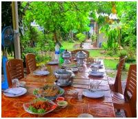 Aroi Rimsuan Restaurant : ร้านอาหารอร่อย ริมสวน จันทบุรี